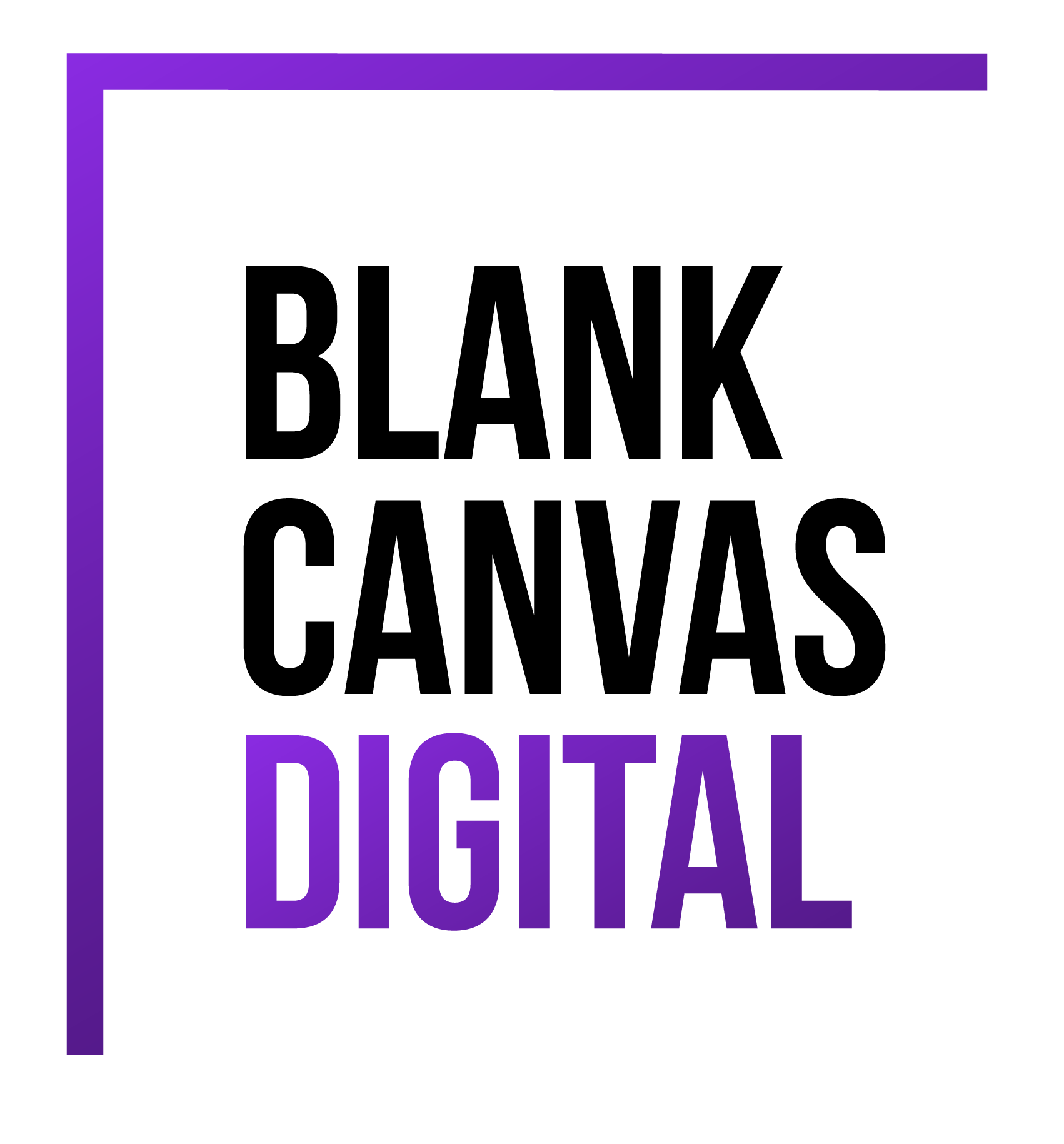 Blank Canvas Digital logo